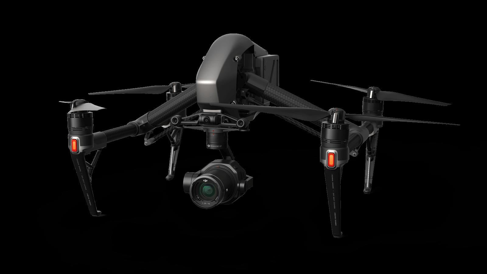 DJI Inspire 2 med Zenmuse X7 kamera