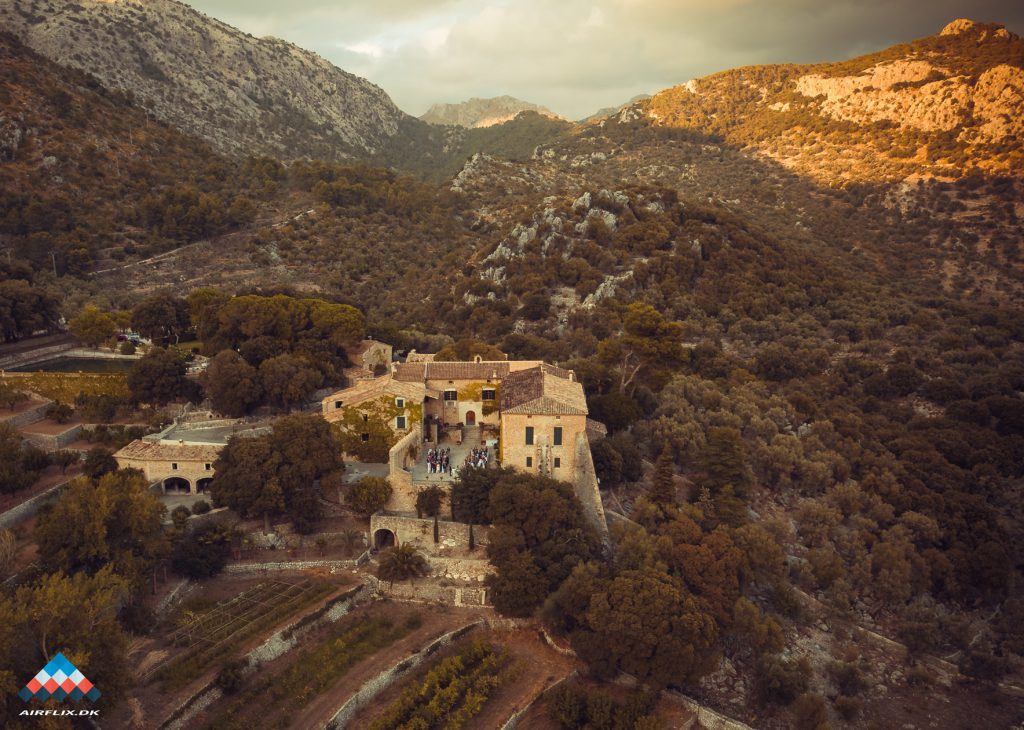Mallorca-wedding-drone-photo