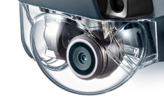 DJI MAVIC – Kamera med beskyttelse