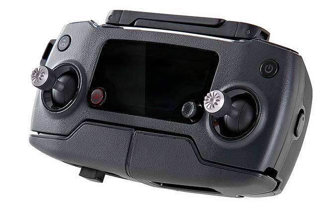 DJI-mavic-drone-remote