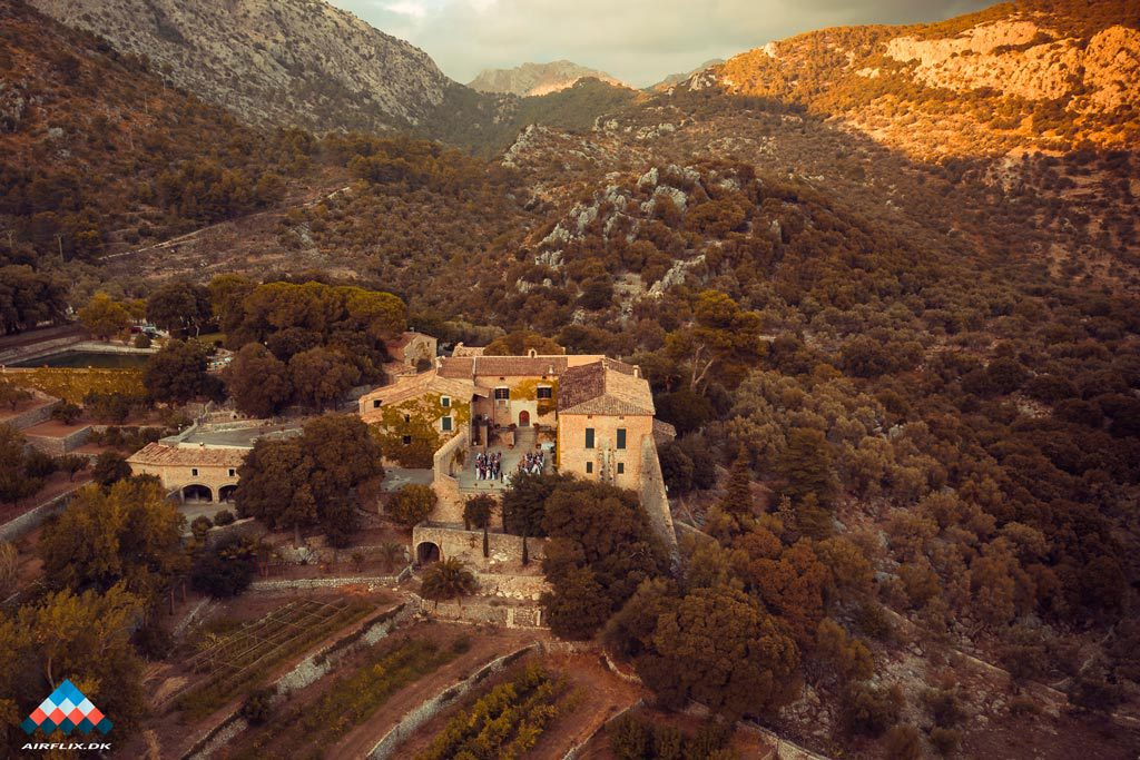 Mallorca-bryllup-drone-foto