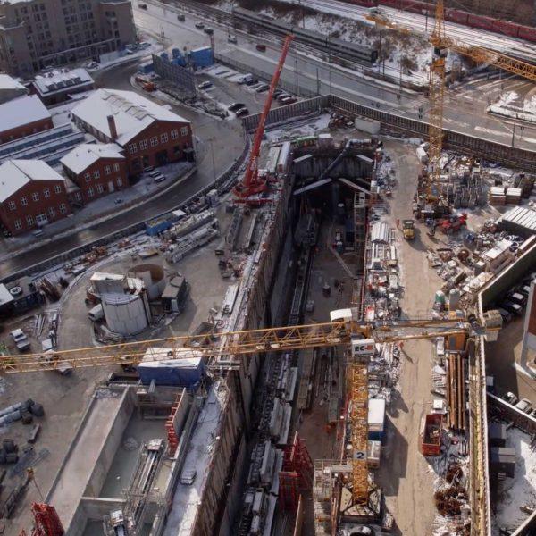 Metro_Nordhavn_dronevideo