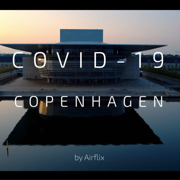 Lock-down in Copenhagen during the Corona virus